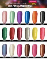 led uv gel polish nail uv gel as pic Great quality soak off led uv gel polish nail gel lacquer varnish gelish mixed colors free shipping