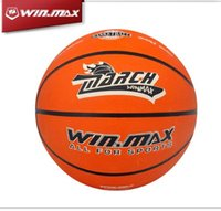 Wholesale 2016 Winmax Hot Sale Outdoor Indoor Game Size Size Size Small Rubber Pelota Basketball Ball for Baby Child