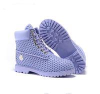 La venta al por mayor 2016 mujer calza la venta al por mayor de la fábrica El invierno al por mayor patea la nieve caliente de los hombres azules calza los zapatos ocasionales Los cargadores calientes superventas