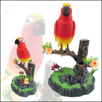 Wholesale Classic toys parrot imitated sound The parrot