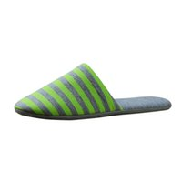 aviation fabric - Autumn Travel Aviation Hotel Home Shoes Cotton Padded Folding Slippers Women Men Indoor Floor Slippers
