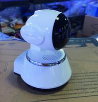 Wholesale IP Camera Dual Antenna WIFI Camera Home Security Sensors HD MP IR Cut Night Vision CCTV IP Camera