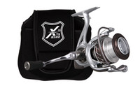 Wholesale fishing spinning reel Aluminum Alloy body and rator BB