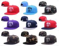 Sombreros de béisbol en blanco snapback España-Los nuevos sombreros y casquillos del snapback del béisbol del casquillo del acoplamiento de la manera de la manera para las mujeres de los hombres se divierten los sombreros del sol