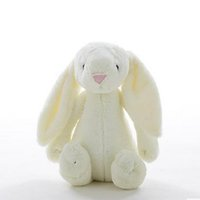 Wholesale Kids Plush Toy Creative Doll Bunny nited States Kids Bunny Plush Toy Doll Small Rabbit Children s Toys Long ear Stuffed Animals Plush Toys