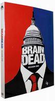 Wholesale 2016 Exclusive version BrainDead Season One st Disc Set US Version Boxset Brand New