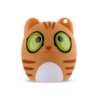bear speakers - Mini Wireless Bluetooth Speaker Cute Animal Cartoon Pig Dog Bear Tiger Panda Pocket Speaker Special Gift For Friend Kid Child