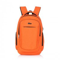 Wholesale CJW08 TAIKES Value inch Laptop Backpack for traveling Sport Daily Orange Polyester drop shipping