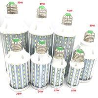 Super brillant Led Light E27 E14 B22 Ampoules LED SMD 5730 85-265V 10W 15W 20W 25W 30W Lampe à LED 40W ampoule à éclairage