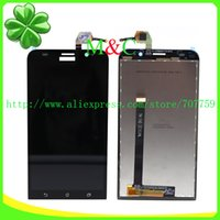 Wholesale Original ZE551ML LCD Touch Panel for Asus Zenfone ZE551ML LCD Display Touch Screen Digitizer Assembly With Tracking