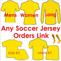 Wholesale Professional custom high quality soccer jerseys shirts soccer socks track and field clothes sportswear training clothes jackets jacke