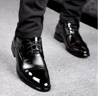 Wholesale Men s Leather Shoes Fashion Men s Business Dress Shoes Casual Men s Footwear Shoes Sneakers Male