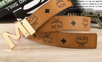 Wholesale knuckle Men s luxury fashion designer mc belt crime belt size cm
