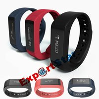 activity calorie counter - I5 Plus Bluetooth Smart Sports Bracelet Wireless Fitness Pedometer Activity Tracker with Steps Counter Sleep Monitoring Calories Track