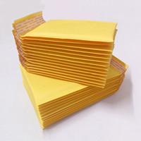 Precio de Acolchada electrónico-Los sobres rellenados de los empaquetadores de la burbuja de la porción-110 PC / porción (110 * 130m m) Empaquetando los bolsos del envío Embalaje de la burbuja de Kraft que envía los bolsos del sobre