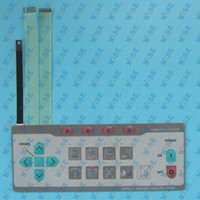 barudan parts - Keyboard membrane EBY015070 FOR fits BARUDAN industrial use for embroidery machine parts for industrial sewing machines