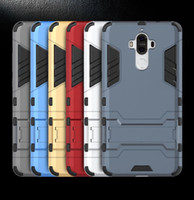 TPU armor all plastic - Creative OPPO R9S Iron Man Robot Armor Bracket Phone Case r9s plus All Inclusion Wrap in Case R9s Business Phone Case