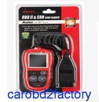 Wholesale Original Autel AL319 reading device Autel automatic connection AL319 OBD2 decoding automatic scanner with DHL