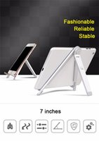 Wholesale HOCO New Mobile Tablet PC Phone Stents Convenient Folding Carry Adjustable Holder for inches below Mobile Phone Tablet PC