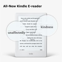 Ebook blanc Prix-Vente en gros- Nouveau Kindle 8 Blanc 2016 version Écran tactile Écran exclusif Logiciel Wi-Fi 4 Go eBook écran e-ink 6 pouces e-Book Readers