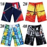 aussie men - Aussie beach shorts Summer brand men swimwears swim surf short boardshort quick bermuda masculina silver