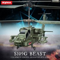 apache rc heli - SYMA CH Mini Simulation Army RC Helicopters Black Hawk Cobra Apache Coast Guard S111G Choppers Military Heli Toys for Kid