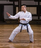 adult karate uniform - White Karate Uniform Training Suit Karate Performance Clothing taekwondo dobok Children And Adult men women
