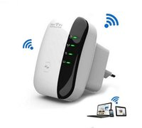 Wholesale Wireless N Mbps G Wifi Repeater Router n g b Signal Amplifier Range Extender Mini Wireless Signal Booster