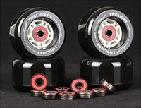 Wholesale ABEC Red FREESPORT Skateboard Skateboarding Bearings RS Drift plate Ceramic bearing Stainless Steel Sporting Goods mm A238