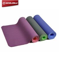 Wholesale Yoga Mats Pilates WINMAX Fitness Gym Exercise Sport Pilate Camping Non Slip Mat Sports Outdoors Fitness Supplies