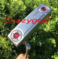 Wholesale 2017 Top Quality golf putter Select Newport putter inch with headcover and wrench golf clubs