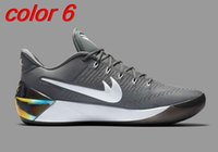 ad basketball - Kobe XII AD Elite Low Basketball Shoes New color KB high quality sneakers for Men sports shoes size Eur