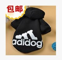 Wholesale The new pet clothes sell like hot cakes color fleece fleece dog clothes supplies