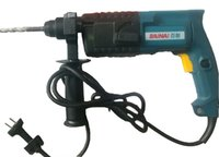 Wholesale Electric hammer alias electric impact drill power W frequency HZ voltage V speed rpm per minute different diameter drill bit can