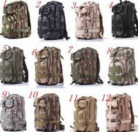 Wholesale Manufacturer Camouflage P Backpack Waterproof Outdoor Trekking Tactical Camping Military Sports Rucksacks Backpacks Hot Mountaineering Bag