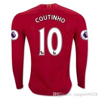 best liverpool - Highest quality Liverpool Jersey best quality shirt Long sleeves black