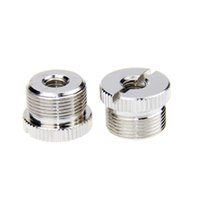 Wholesale CAMVATE Microphone Mic Screws quot Female to quot male adapter