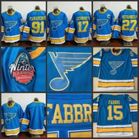 Wholesale St Louis Blues Winter Classic Premier Hockey Men Vladimir Tarasenko Alex Pietrangelo Jaden Schwartz Backes Hockey Jersey
