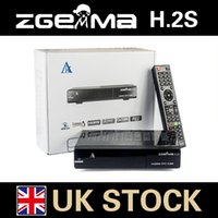 DVB-S linux operating system - 10pcs Original Zgemma H S satellite receiver TWO DVB S2 enigma Linux Operating System HD Support TF card in UK Stock