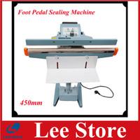 automatic sealer machine - Foot Pedal Impulse Heat Sealing Machine mm Plastic Bag Sealer Inch Pedal Sealer Model