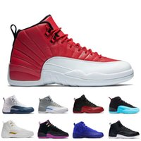 basketball table games - With Box High Quality Retro Men Basketball Shoes s OVO White s Gym Red Gamma Blue Wolf Grey Flu Game Sports Shoes US5