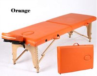 Wholesale High Quality Cheap Folding Wooden Massage Tables Massage Beds Beauty Beds Spa Beds use for Professional Health Beauty Massagers