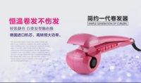 Wholesale Automatic hair curler Women Hair Care Tools Curling Irons US EU UK AU Pink Black White Blue Perm stick