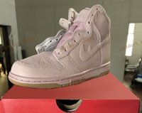 2017 Concepts x SB DUNK HI PRM Haute Couture Femmes Chaussures de Course Chaussures de haute qualité Chaussures de sport Athletic Athletic Athletique EUR 36-40