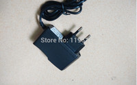 Wholesale Micro USB EU Plug Power Adapter AC to DC Charger V A for Tablet PC