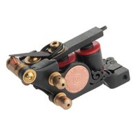 Wholesale Cast Iron Tattoo Machine Gun Wrap Coils Liner Shader Professional durable Low Noise Alloy Body Art