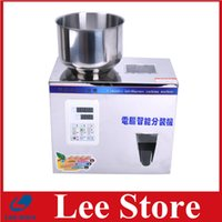 automatic weighing machine - 20g tea packing machine packer automatic grain granule weighing filling machine multifunction packaging machine by DHL