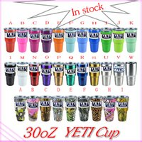 Wholesale In Stock Rambler Tumbler oz YETI Cups Cars Beer Mug Large Capacity Mug Tumblerful