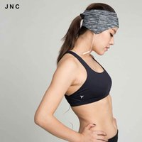 athletic hair bands - High Quality Fly Away Tamer perfect workout headband Yoga Workout Wide Elastic Hair band Athletic Quick Dry Headband