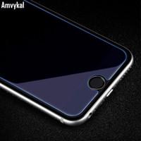 Para el iphone 7 6S más el SE 5S iphone7 más el protector de la pantalla de cristal templado Anti-Azul Luz Prueba de la explosión de la película clara de la pantalla Alta calidad